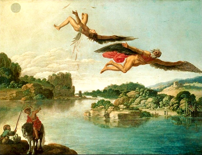 fall of icarus