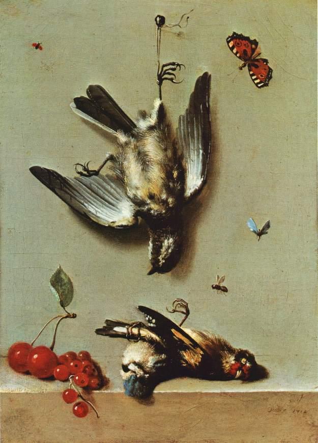 Jean-Baptiste_Oudry_-_Nature_morte_avec_oiseux_morts_et_cerises